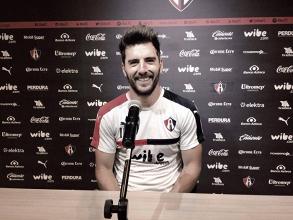 "Facundo Erpen: ""Tenía muchas ganas de volver"""