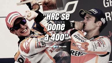 HRC se pone a 400