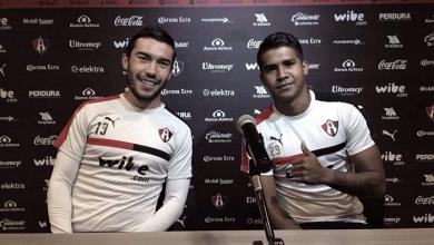 Juan Pablo Vigón y Carlos Nava motivados por el regreso a Atlas
