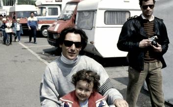 El hijo de Lucchinelli fallece en un accidente