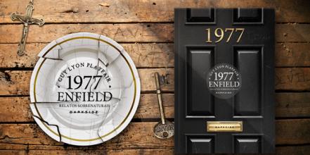 "DarkSide books lança ""1977: Enfield"", de Guy Lyon Playfair"