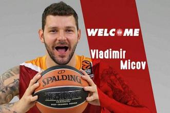 Legabasket Serie A - EA7 Milano, Vladimir Micov è il quinto rinforzo
