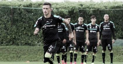 """Brian Lozano: """"Santos es un gran club"""""""
