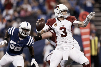 Carson Palmer leads the Arizona Cardinals past the Indianapolis Colts