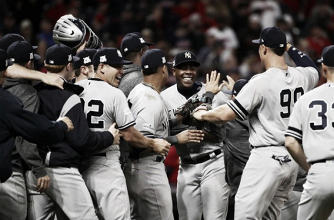 New York Yankees advance to American League Championship Series