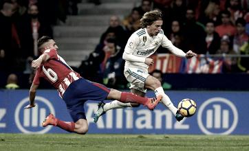 Modric supera a Zidane en partidos con el Real Madrid