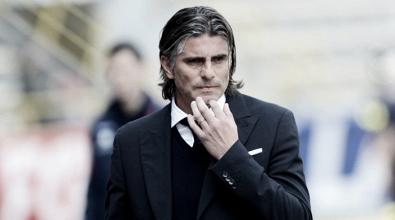 L'allenatore del Cagliari, Diego Lopez. | SardegnaSport.