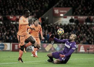 Sadio Mané sblocca così il match.   Liverpool FC, Twitter.