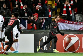 Europa League - Monologo Gunner alla Jamtkraft Arena: Arsenal già agli ottavi, Östersunds battuto 0-3