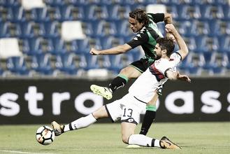 Serie A - Galabinov rompe gli equilibri, Sassuolo KO a Marassi: è 1-0 per il Genoa