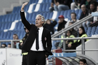 Bologna: la soddisfazione di Roberto Donadoni nel post gara