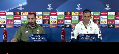 """Juventus - Allegri lancia la sfida al Tottenham: """"Dobbiamo giocare molto bene tecnicamente"""""""