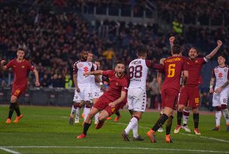 Serie A - Torino audace per un'ora, poi Manolas lancia la Roma: granata battuti 3-0 all'Olimpico