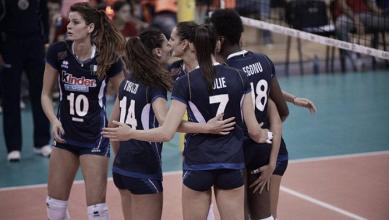 Europei di pallavolo femminile- Italia vittoriosa contro una rognosissima Bielorussia