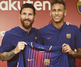 """Barcellona - Messi e Neymar in coro: """"Ripartire da zero per vincere tutto"""""""
