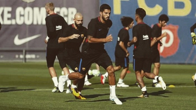 Il Barcellona ricomincia a correre aspettando i colpi di mercato
