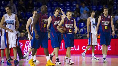 Blusens Monbus - FC Barcelona Regal: con recuerdos del Palau