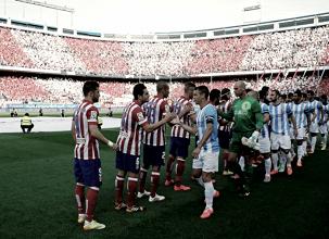 Un punto en las 6 últimas visitas del Málaga al Calderón