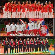 VolleyF, Rio 2016: la Cina è Campione Olimpica dopo il 3-1 sulla Serbia che ottiene uno storico argento. Il bronzo è degli Stati Uniti che battono 3-1 l'Olanda.