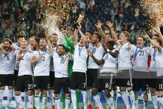 Joachim Löw keeps faith with Confederation Cup winners