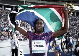 Semenya destroza el récord del mundo de 600 metros