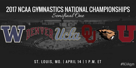 NCAA Gymnastics: National Semi Final One Preview