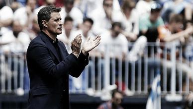 Guía VAVEL Málaga 2017/18: análisis del entrenador, Míchel González