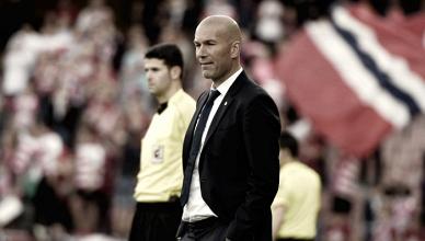 """Zidane: """"Hicimos un inicio de partido perfecto"""""""