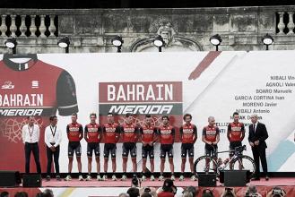 Vuelta a España 2017: Bahrain Merida Pro Cycling Team, se apuesta todo por Nibali