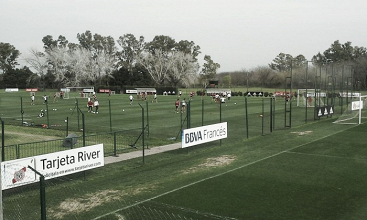 River se pone a punto para el debut en la Superliga