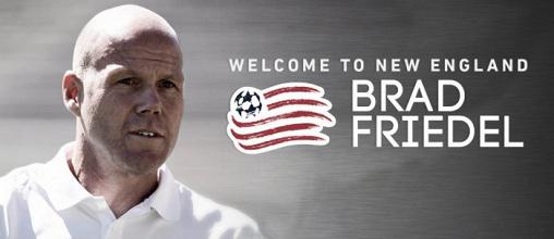 New England da comienzo a su revolución con Brad Friedel a la cabeza