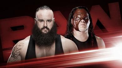Previa Monday Night Raw 11/12/17: lucha de monstruos