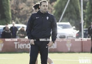 "Rubén Baraja: ""He visto un equipo con compromiso y predisposición"""