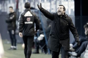 """Diego Martínez: """"Hemos hecho un partido bastante bueno para ganar"""""""