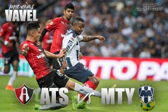 Previa Atlas - Monterrey: a levantarse