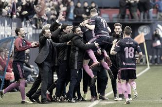 Osasuna-Cádiz: puntuaciones de Osasuna, jornada 29 de La Liga 123