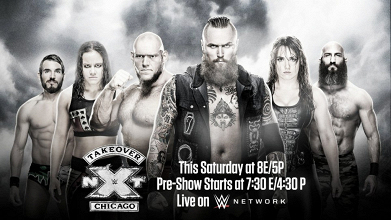Cartelera: NXT TakeOver Chicago