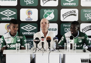 """Didier Delgado: """"Es un orgullo tener una rivalidad con Orejuela"""""""