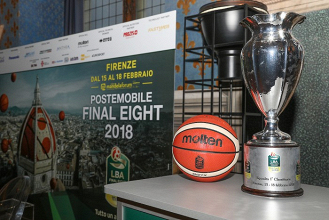 Coppa Italia PosteMobile Final Eight 2018: la conferenza stampa