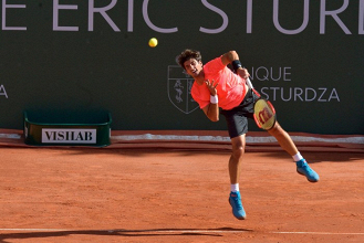 Tennis, ATP - Bellucci sospeso per doping, torna tra un mese