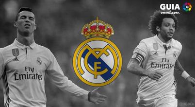 Il Real Madrid di Ronaldo e Zidane scatta con i favori del pronostico in Liga. Fonte foto: Vavel.com