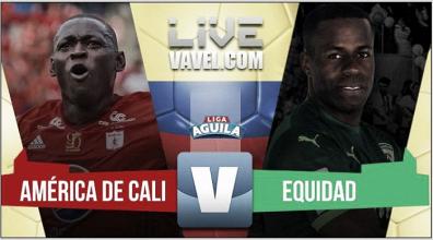 América vs La Equidad en vivo online por la Liga Águila 2017-II
