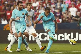ICC - Vittorie per Barcellona, Juventus e Manchester City