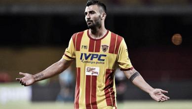 Benevento: Baroni ne convoca 22, contro la Sampdoria Puscas al fianco di Coda