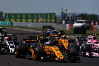 F1, Renault - A Spa e Monza nuovo motore