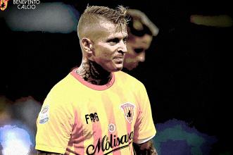 La Serie A scopre Ciciretti - Il folletto tatuato del Benevento