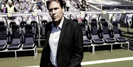 """Rudi García: """"No estoy preocupado"""""""
