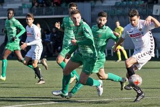 Previa UE Cornellà - Atlético Saguntino: los intratables juegan en casa