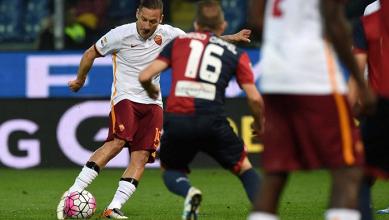 Roma, con il Genoa la sfida da 40 milioni