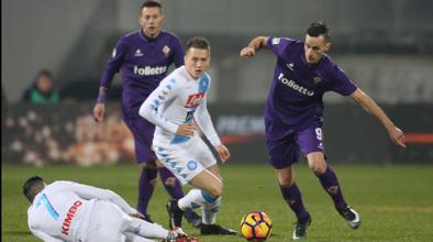 Fiorentina, al San Paolo ti giochi tutto